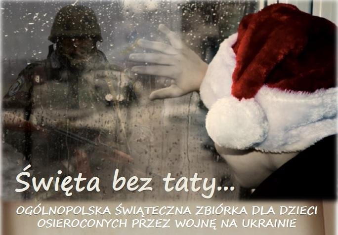 Święta bez taty …